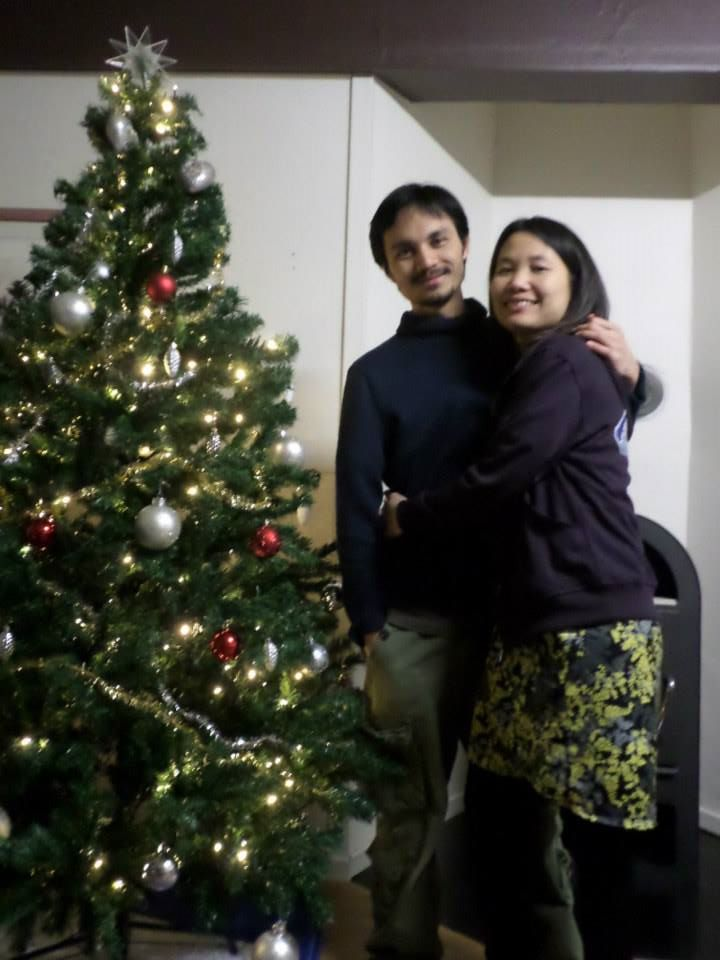 Tracy og Htoo Thaw