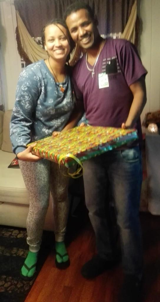 Eritreisk jul - julegave