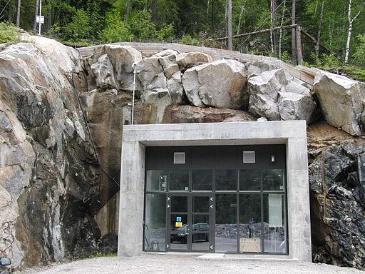 Valle treng meir enn småkraftinntekter for å redusere gjelden. Her frå Kveasåne kraftstasjon. Foto: Wikimedia Commons