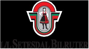 setesdal bilruter logo