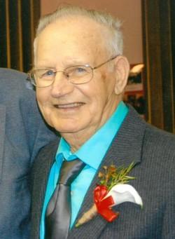 Foto frå obituary-sida hos byrået som stod for gravferda.