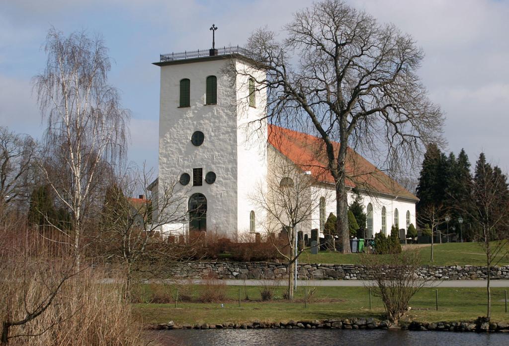 Glimåkra kyrka. Foto: David Castor/Wikimedia Commons