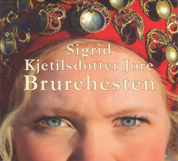 Brurehesten cover