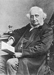 Komponisten George J. Elvey skreiv melodien til Kron ham Guds offerlam