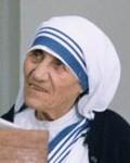Moder Teresa i 1985.